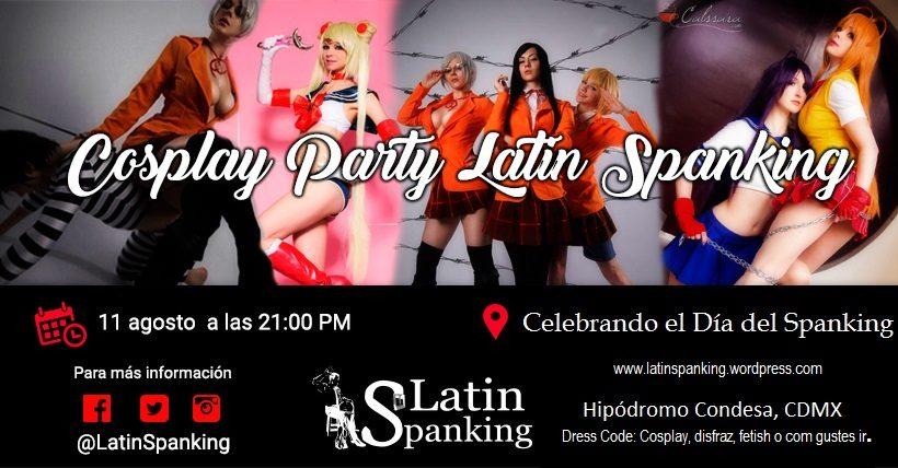 Latin Spanking